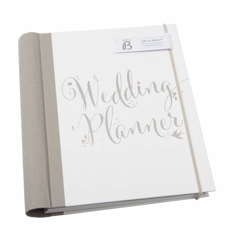 Luxury Wedding Custom Personal Planner With Beautiful Souvenir Gift Box